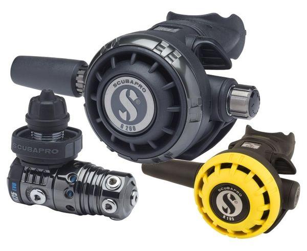Reguladors Marca SCUBAPRO Per Unisex. Activitat esportiva Submarinisme, Article: PACK MK25 EVO/G260TI.