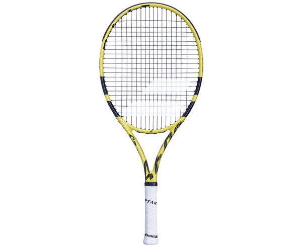 Raquetes Marca BABOLAT Per Nens. Activitat esportiva Tennis, Article: AERO JUNIOR 25.