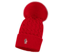 Complements Cap Marca MONCLER Per Dona. Activitat esportiva Esquí All Mountain, Article: BERRETTO 3B700.