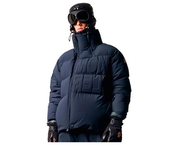 Jaquetes Marca MONCLER Per Home. Activitat esportiva Esquí All Mountain, Article: ARVIER GIUBBOTTO 1B504.