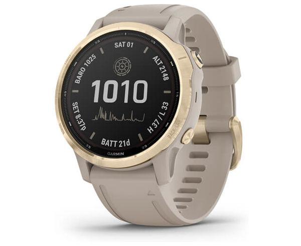 Rellotges Marca GARMIN Per Unisex. Activitat esportiva Electrònica, Article: FENIX 6S PRO SOLAR EDITION.