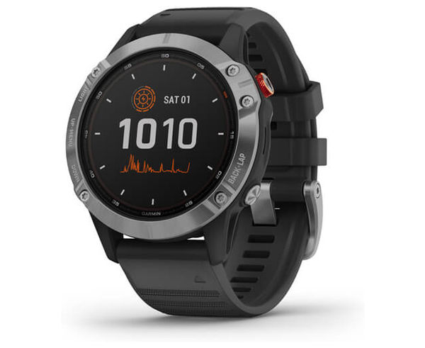 Rellotges _BRAND_ GARMIN _FOR_ No Gender. _SPORT ACTIVITY_ Electrònica, _ITEM_: FENIX 6 SOLAR.