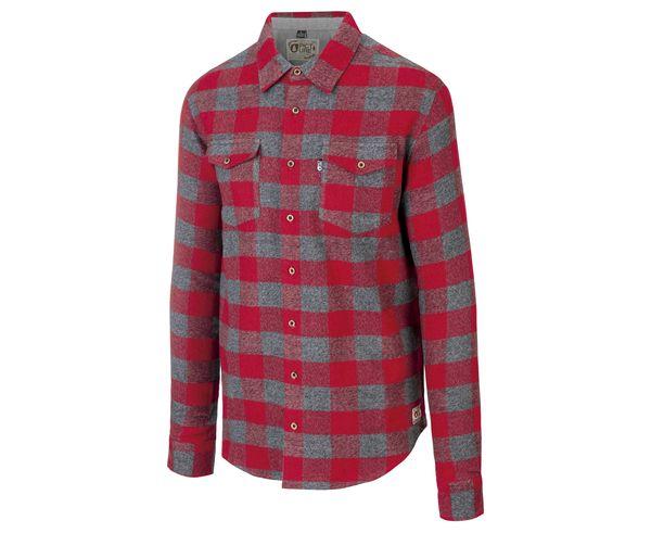 Camises Marca PICTURE Per Home. Activitat esportiva Street Style, Article: HILLSBORO SHIRT.
