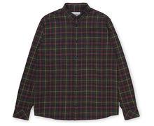 Camises Marca CARHARTT Per Home. Activitat esportiva Street Style, Article: L/S HUFFMAN SHIRT.