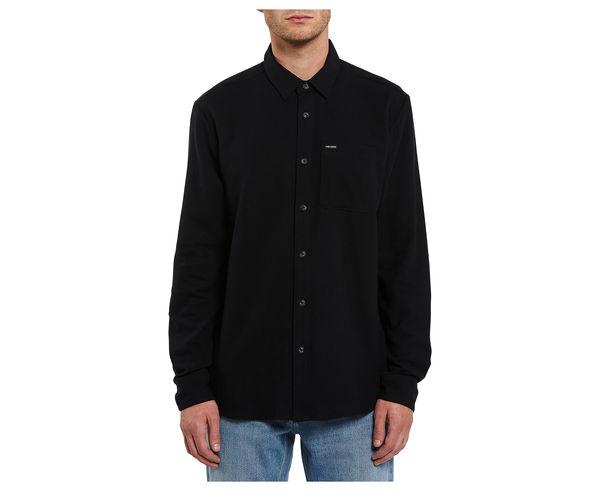 Camises Marca VOLCOM Per Home. Activitat esportiva Street Style, Article: CADEN SOLID L/S.