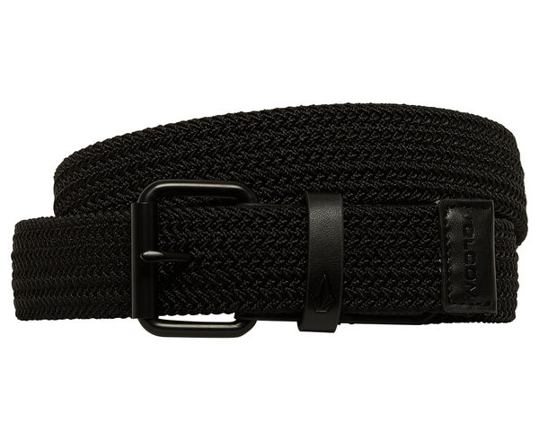Cinturons Marca VOLCOM Per Home. Activitat esportiva Street Style, Article: STONED KRUPA BELT.