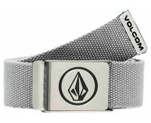 Cinturons Marca VOLCOM Per Home. Activitat esportiva Street Style, Article: CIRCLE WEB BELT.