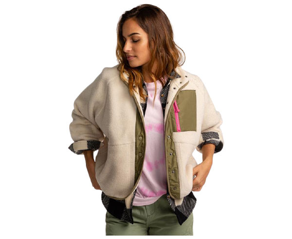 Jaquetes Marca BILLABONG Per Dona. Activitat esportiva Street Style, Article: WINTER SUNRISE.
