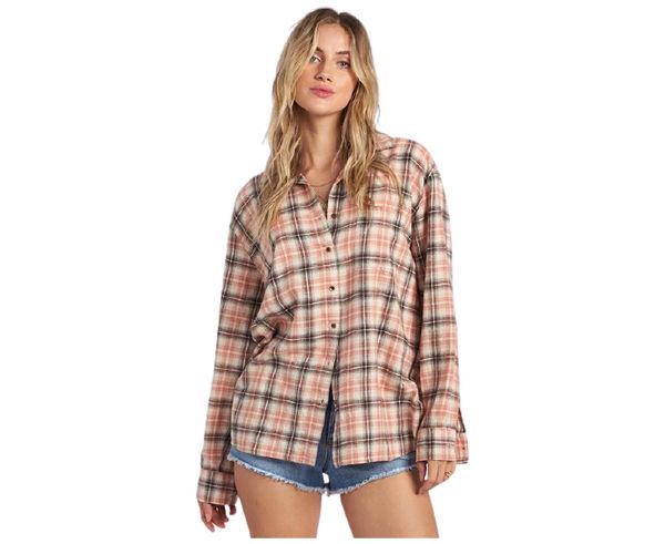 Camises Marca BILLABONG Para Dona. Actividad deportiva Street Style, Artículo: EASY MOVIN 2.