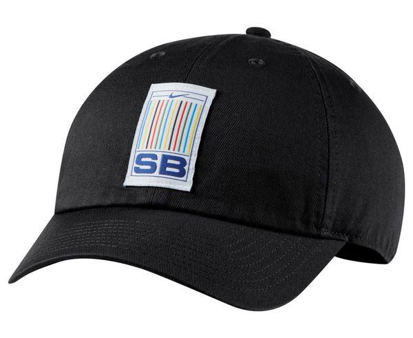 Complements Cap Marca NIKE SB Per Unisex. Activitat esportiva Street Style, Article: NIKE HERITAGE86 ADJUSTABLE SKATE HAT.
