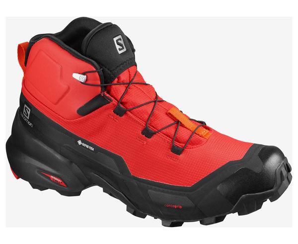 Botes Marca SALOMON Per Home. Activitat esportiva Excursionisme-Trekking, Article: CROSS HIKE MID GTX.