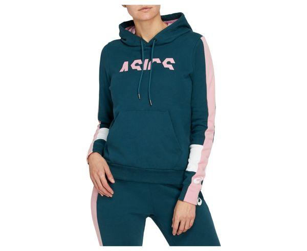 Dessuadores Marca ASICS Per Dona. Activitat esportiva Fitness, Article: COLORBLOCK OTH HOODY.