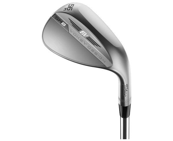 Wedges Marca TITLEIST Per Unisex. Activitat esportiva Golf, Article: SM8 TOUR CHROME WEDGE.