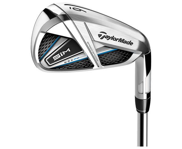 Sets Complets Marca TAYLOR MADE Per Unisex. Activitat esportiva Golf, Article: SIM MAX IRONS.