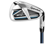 Sets Complets Marca TAYLOR MADE Per Unisex. Activitat esportiva Golf, Article: SIM MAX OS IRONS.