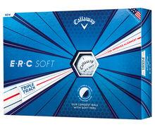 Boles Marca CALLAWAY Per Unisex. Activitat esportiva Golf, Article: ERC SOFT TRIPLE TRACK 12B.