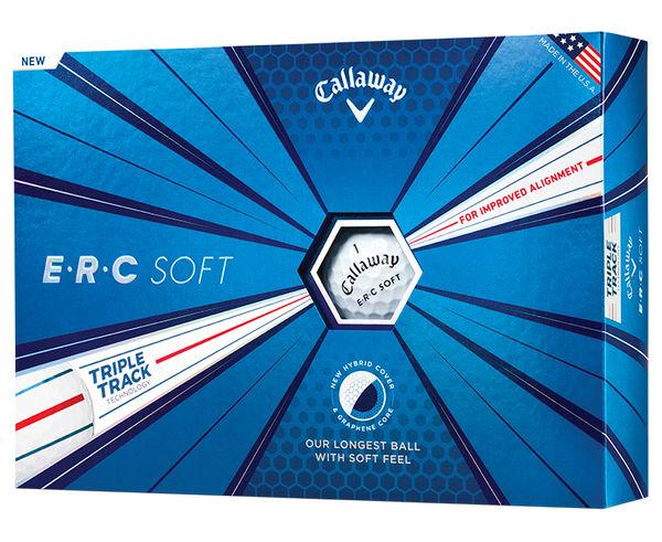 Boles Marca CALLAWAY Para Unisex. Actividad deportiva Golf, Artículo: ERC SOFT TRIPLE TRACK 12B.