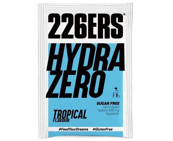 Begudes En Pols Marca 226ERS Per Unisex. Activitat esportiva Nutrició i Cuidats, Article: HYDRAZERO DRINK 7.5G.