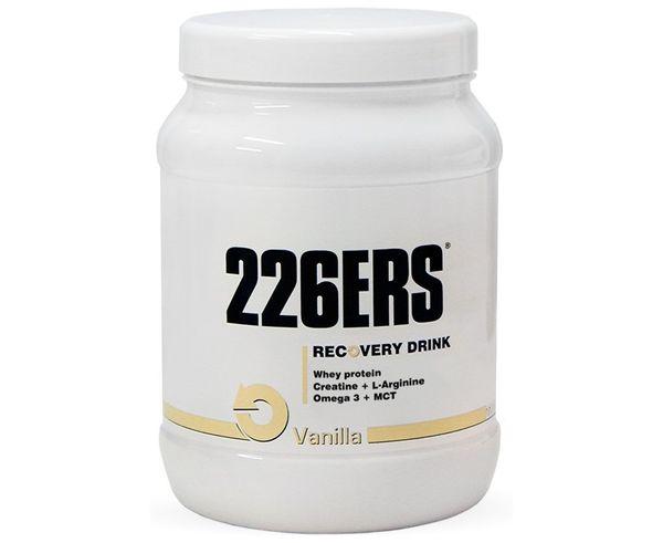 Begudes En Pols Marca 226ERS Per Unisex. Activitat esportiva Nutrició i Cuidats, Article: RECOVERY DRINK 0.5KG.