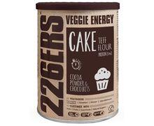 Alimentació Marca 226ERS Per Unisex. Activitat esportiva Nutrició i Cuidats, Article: VEGGIE ENERGY CAKE – TEFF FLOUR + CHOCO BITS 480G.