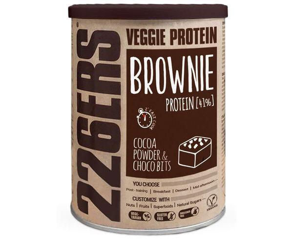 Begudes En Pols Marca 226ERS Activitat esportiva Nutrició i Cuidats, Article: VEGGIE PROTEIN BROWNIE 420G.