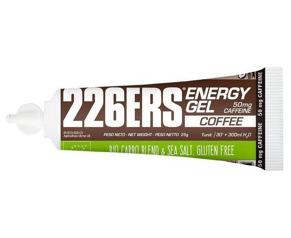 Gels Marca 226ERS Per Unisex. Activitat esportiva Nutrició i Cuidats, Article: ENERGY GEL BIO 25G.