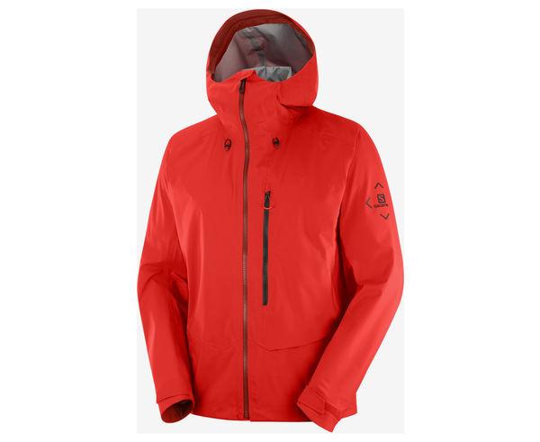 Jaquetes Marca SALOMON Per Home. Activitat esportiva Alpinisme-Mountaineering, Article: OUTPEAK 3L LIGHT SHIELD JKT.