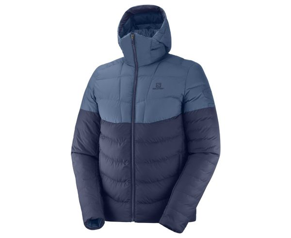 Jaquetes Marca SALOMON Per Home. Activitat esportiva Alpinisme-Mountaineering, Article: SIGHT STORM HOODIE M.