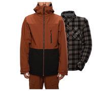 Jaquetes Marca 686 Per Home. Activitat esportiva Snowboard, Article: M SMARTY PHASE SOFTSHELL JKT.