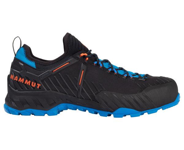 Sabatilles Marca MAMMUT Per Home. Activitat esportiva Alpinisme-Mountaineering, Article: ALNASCA KNIT II LOW GTX M.