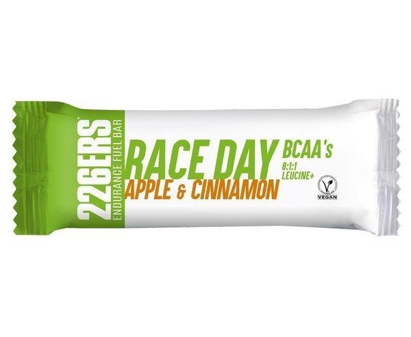 Barretes Marca 226ERS Per Unisex. Activitat esportiva Nutrició i Cuidats, Article: RACE DAY BAR BCAAS 40GR.
