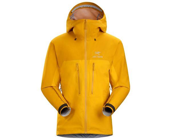 Jaquetes Marca ARC'TERYX Per Home. Activitat esportiva Alpinisme-Mountaineering, Article: ALPHA AR JACKET MEN'S.