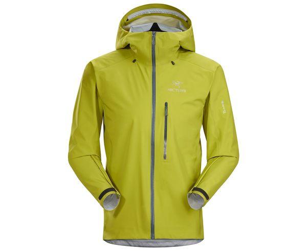 Jaquetes Marca ARC'TERYX Per Home. Activitat esportiva Alpinisme-Mountaineering, Article: ALPHA FL JACKET M.