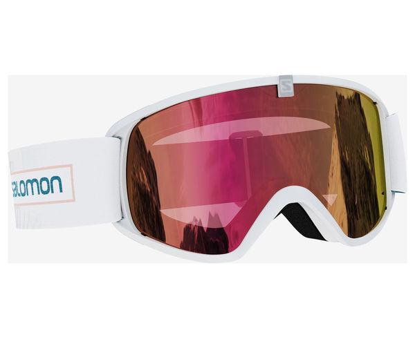 Màscares Marca SALOMON Para Nens. Actividad deportiva Esquí All Mountain, Artículo: TRIGGER.