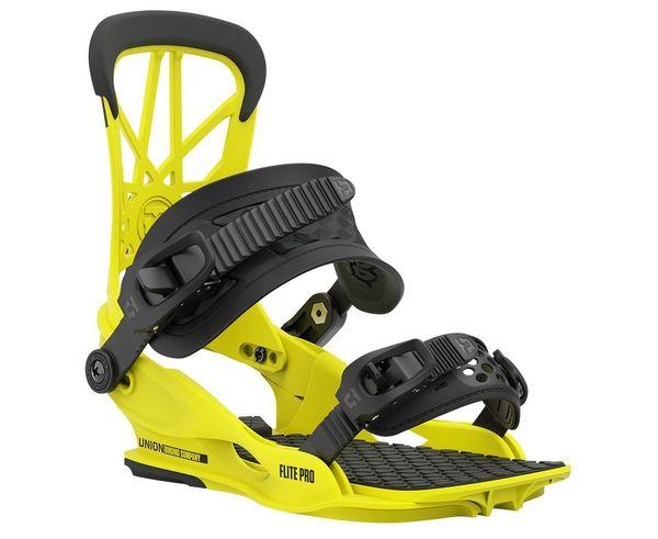 Fixacions Marca UNION Per Home. Activitat esportiva Snowboard, Article: FLITE PRO.