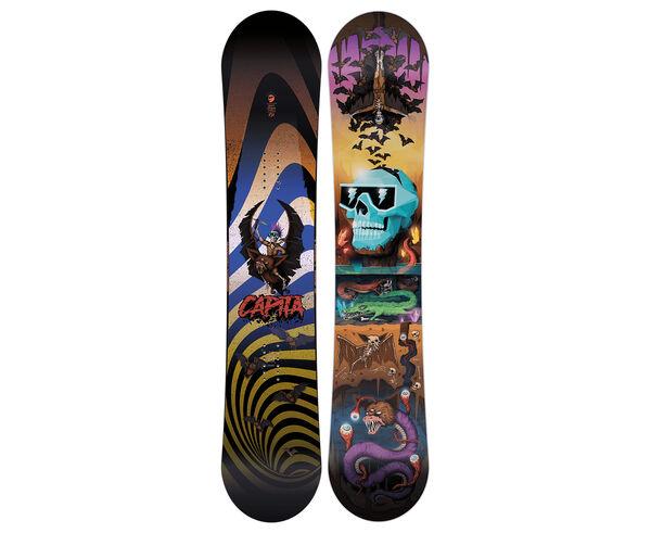 Taules Marca CAPITA Per Home. Activitat esportiva Snowboard, Article: SCOTT STEVENS PRO.