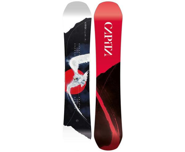 Taules Marca CAPITA Per Dona. Activitat esportiva Snowboard, Article: BIRDS OF A FEATHER.