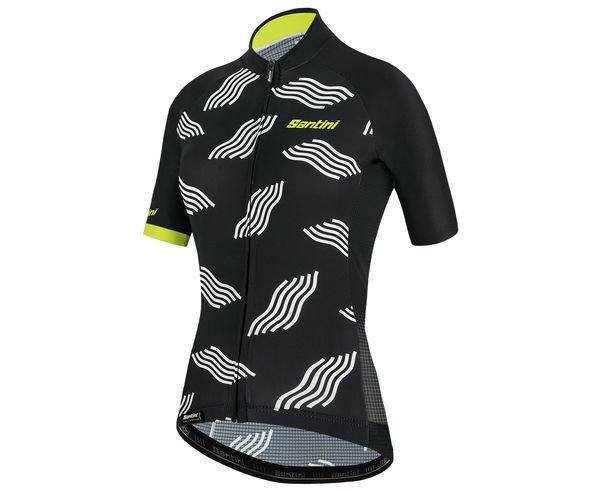 Maillots Marca SANTINI Para Dona. Actividad deportiva Ciclisme carretera, Artículo: TONO DUNE.