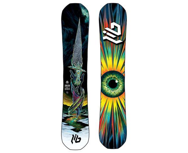 Taules Marca LIB TECHNOLOGIES Per Home. Activitat esportiva Snowboard, Article: TRAVIS RICE PRO BLUNT.