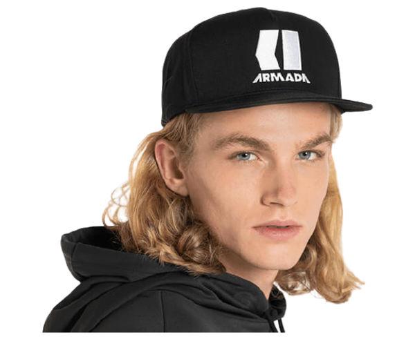 Complements Cap Marca ARMADA Per Unisex. Activitat esportiva Snowboard, Article: STANDARD HAT.