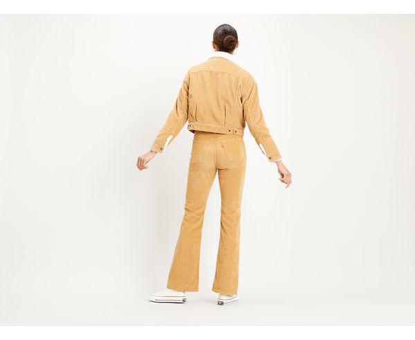 Jaquetes Marca LEVI'S SKATEBOARDING Per Dona. Activitat esportiva Street Style, Article: NEW HERITAGE CORD TRUCKR.