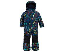 Pantalons Marca BURTON Per Nens. Activitat esportiva Snowboard, Article: TD ONE PIECE.
