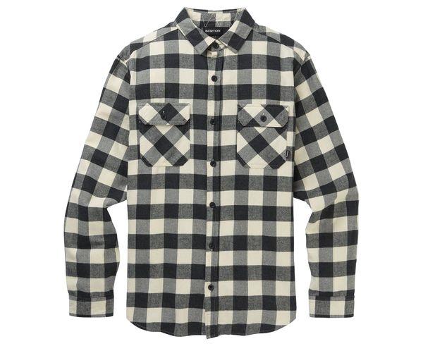 Camises Marca BURTON Para Home. Actividad deportiva Street Style, Artículo: MB BRIGHTON FLNL.