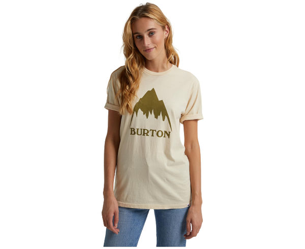 Samarretes Marca BURTON Per Unisex. Activitat esportiva Street Style, Article: MB MOUNTAIN HIGH SHORT SLEEVE T-SHIRT.