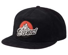 Complements Cap Marca BURTON Per Unisex. Activitat esportiva Snowboard, Article: RETRO MOUNTAIN SNAPBACK HAT.
