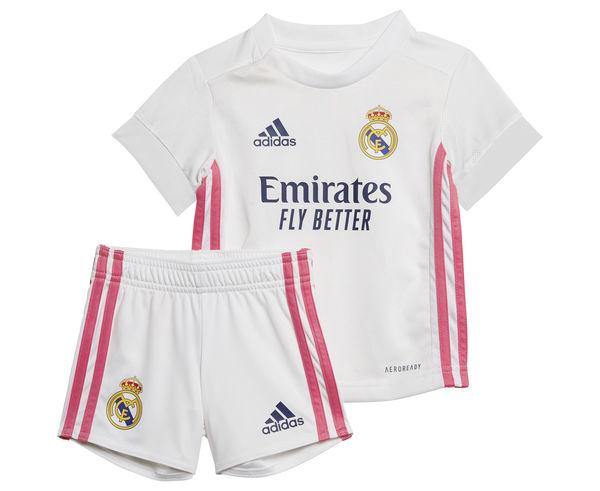 Samarretes Marca ADIDAS Per Nens. Activitat esportiva Futbol, Article: REAL H BABY.