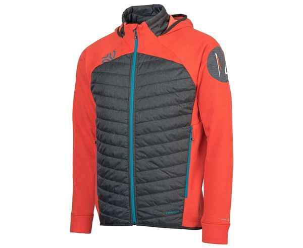 Jaquetes Marca TERNUA Per Home. Activitat esportiva Alpinisme-Mountaineering, Article: KRUX HYBRID JKT M.
