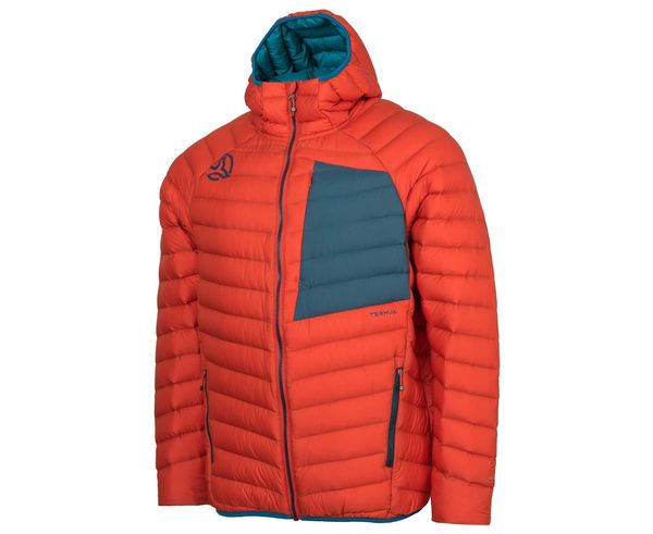 Jaquetes Marca TERNUA Per Home. Activitat esportiva Alpinisme-Mountaineering, Article: VILMAN HOOD DOWN JKT M.