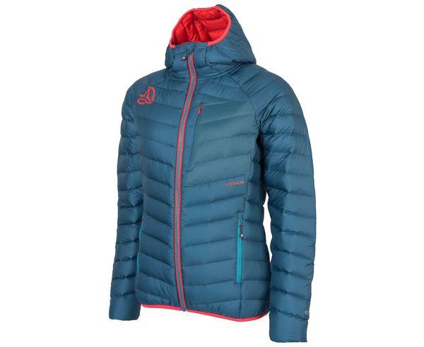 Jaquetes Marca TERNUA Per Dona. Activitat esportiva Alpinisme-Mountaineering, Article: VILMA HOOD DOWN JKT W.