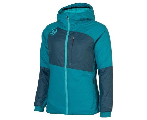 Jaquetes Marca TERNUA Per Dona. Activitat esportiva Alpinisme-Mountaineering, Article: KUANTIK HOOD JKT W.